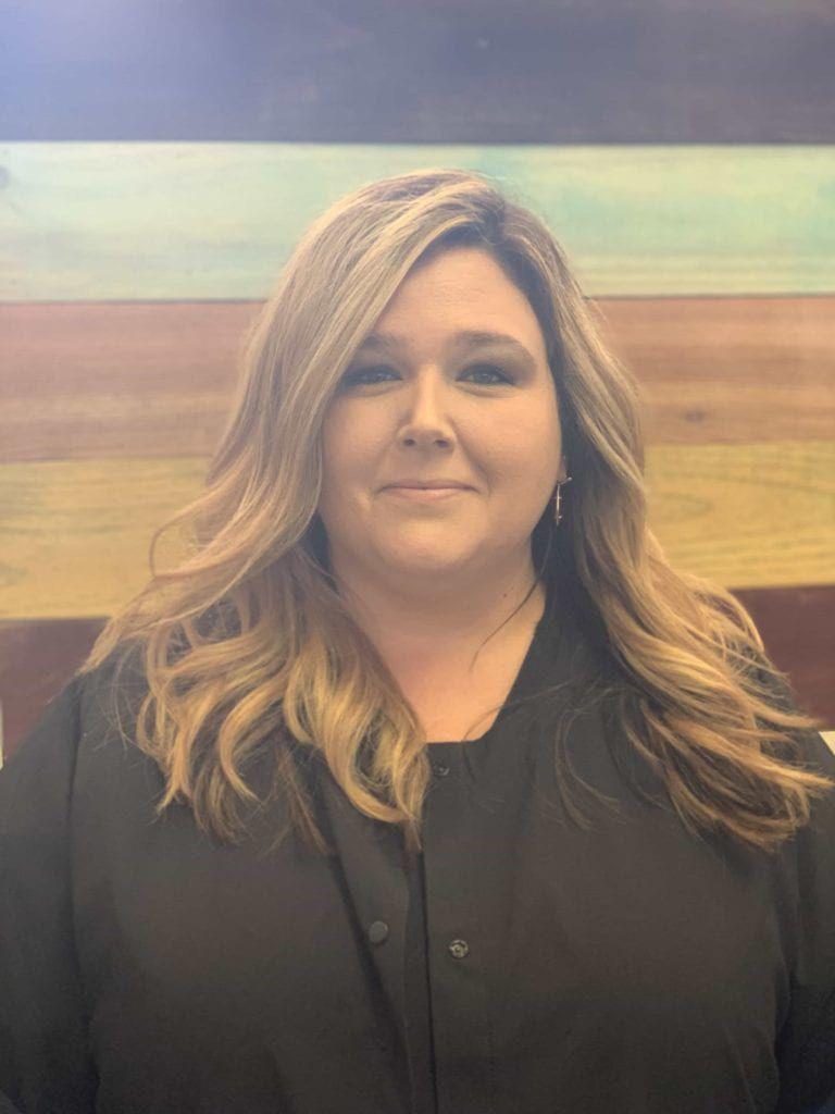 Andrea - Staff member Waco Dental